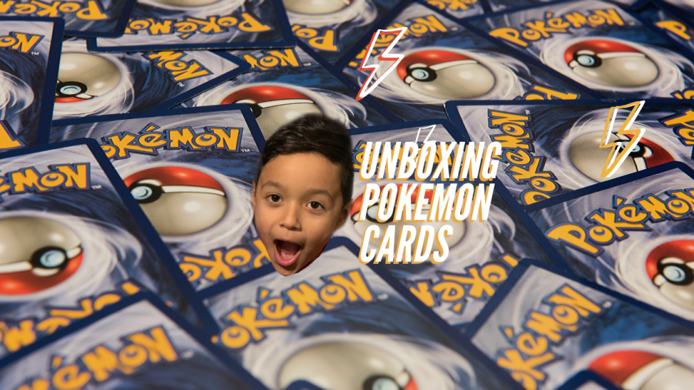 UNBOXING POKEMON CARDS-3