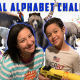 Animal Themed Alphabet Challenge