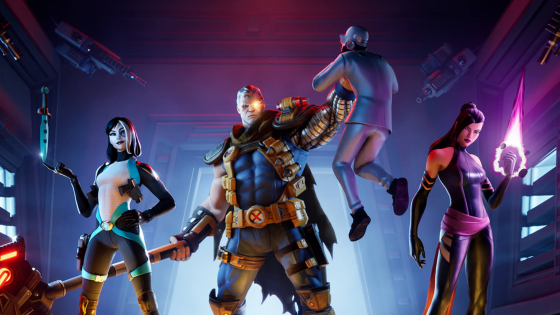 Deadpool X-Force Fortnite
