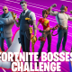 Video | (WHOA!) Gamer Lucas Pretends to Be All 6 Bosses in Fortnite