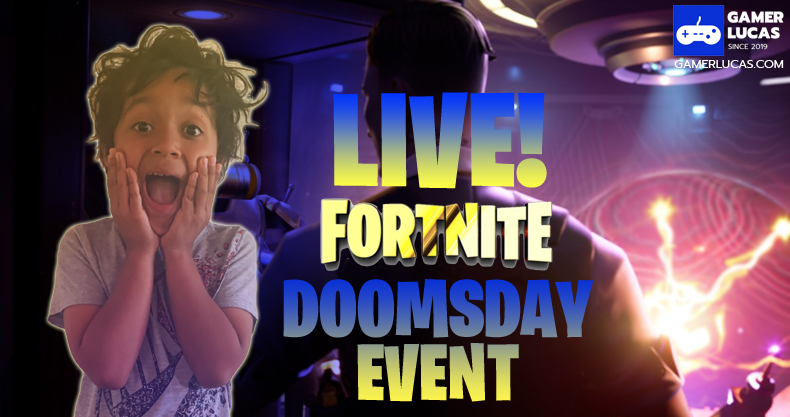 Fortnite Doomsday Event