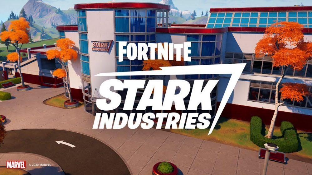 Fortnite Stark Industries