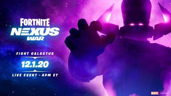 Fortnite Galactus Live Event